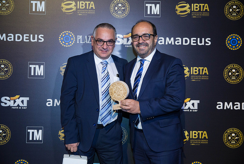 IBTA 2017 mice award